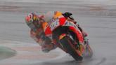 MotoGPValencia jadi perpisahan untukDani Pedrosa. Di musim depan Pedrosa gabung dengan tim KTM tetapi hanya sebagai pebalap penguji. (REUTERS/Heino Kalis)