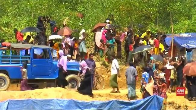 VIDEO: Kepulangan Rohingya Tertunda Sampai 2019