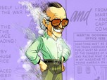 3 Pesan Stan Lee untuk Calon Pahlawan Masa Depan