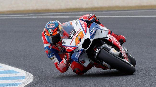 Miller Sebut Bendera Merah di MotoGP Valencia sebagai Lelucon