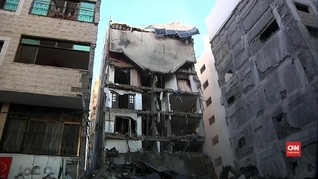 VIDEO: Mereka yang Selalu Selamat Dari Serangan di Gaza
