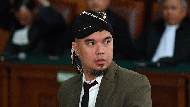 Ujaran Kebencian, Ahmad Dhani Dituntut Dua Tahun Penjara