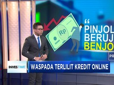 Pinjaman Online jangan Bikin 'Benjol'!