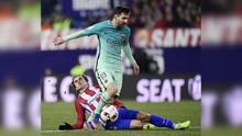 Griezmann Tolak Barcelona karena Ogah di Bawah Messi