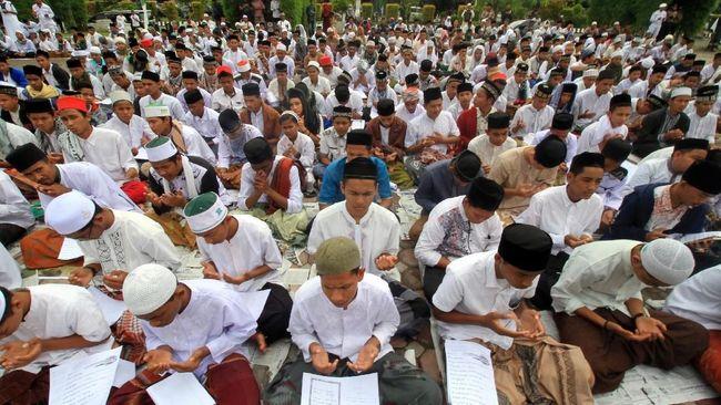 Ucapan, Doa, dan Selawat pada Peringatan Maulid Nabi