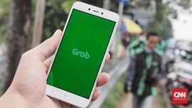 Siasat Driver GrabBike Hadapi Corona di Jalanan Kota Bandung