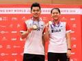 Indonesia Raih Emas di Kejuaraan Dunia Bulutangkis Junior
