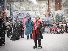 Sim Salabim, Bandara Changi Jadi Kastil Hogwarts Harry Potter