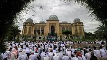 Maulid Nabi, Jokowi Ajak Umat Teladani Sifat Nabi Muhammad