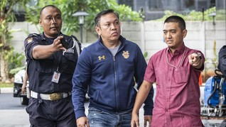 Jokowi Tak Intervensi Kasus Korupsi Bupati Pakpak Bharat