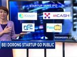 BEI Dorong Startup Go Public!