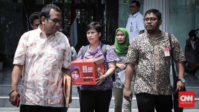 Ngabalin Jamin Masukan Amnesti Nuril Disampaikan ke Jokowi