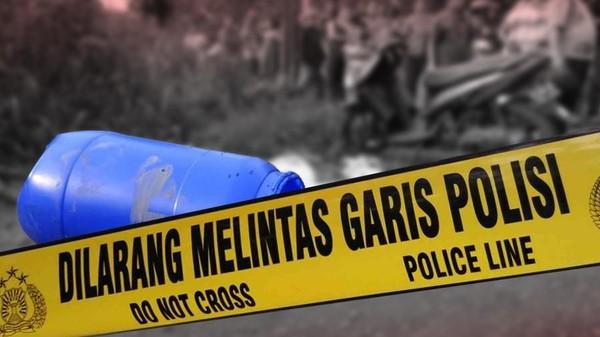 Mayat dalam Drum di Bogor