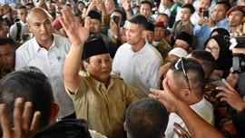 Prabowo Disebut Akan Jenguk Ahmad Dhani di Rutan