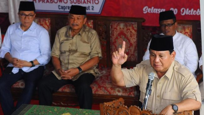 Prabowo Janji Lebih Libatkan Disabilitas dalam Buat Peraturan