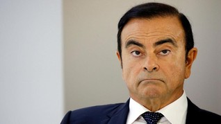 Renault Pilih Tak Pecat Carlos Ghosn