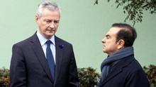 Menkeu Prancis Minta Carlos Ghosn 'Angkat Kaki' dari Renault