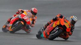 Marquez dan Lorenzo Tidak Fit saat Tes di Valencia