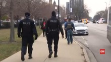 VIDEO: Penembakan di Chicago, Pelaku Sasar Mantan Tunangan