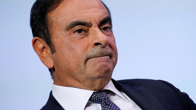 Carlos Ghosn Bantah Semua Tuduhan
