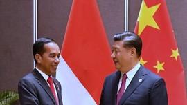 Jokowi dan Xi Jinping Bahas 10 Bali Baru di APEC