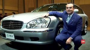 VIDEO: Bos Nissan Carlos Ghosn Ditangkap di Jepang