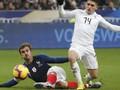 Griezmann Pamer Sepatu Istimewa Saat Prancis vs Uruguay