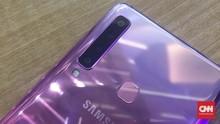 Samsung Ungkap Alasan Usung Empat Kamera di Galaxy Seri A