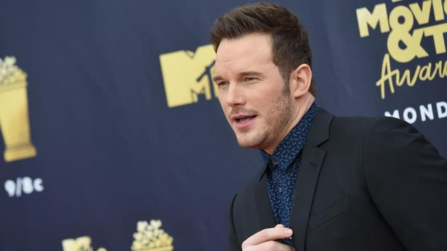 Chris Pratt dan Tom Holland Bersatu di Film Animasi