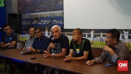 Gomez Akui Persib Kian Sulit Juara Liga 1 2018