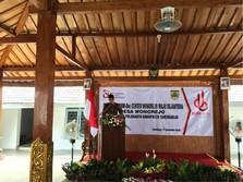 Perkuat Ekonomi Pedesaan, OJK Resmikan Bumdes Desa Wonorejo
