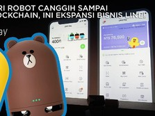 Ekspansi Line: Pamer Kecanggihan Robot AI dan Blockchain