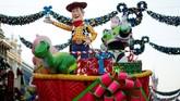 Tak hanya Winnie the Pooh, Toys Story pun juga menjadi daya tarik.