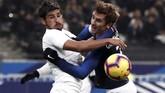 Uruguay disebut Antoine Griezmann sebagai negara keduanya setelah Prancis. Ia merasa kariernya sebagai pesepakbola hebat karena hasil didikan mantan pemain Timnas Uruguay, Martin Lasarte. (REUTERS/Benoit Tessier)