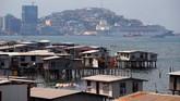 Sebagian besar penduduk Papua Nugini masih hidup di bawah garis kemiskinan. (REUTERS/David Gray)