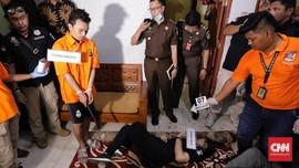 Divonis Mati, Haris Simamora Pembunuh Satu Keluarga Banding