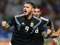 Cetak Gol Perdana di Argentina, Icardi Puas Penantian Usai