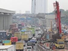 Tiga Noda Pemerintah Jokowi dalam Proyek Infrastruktur