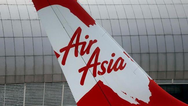 CMPP Waduh! AirAsia Rugi Rp 20 T di 2020, Saham Langsung Nyungsep