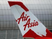 Tambal Ekuitas, Saham AirAsia Indonesia Melesat 14%