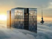 Mengintip Apartemen Super Mewah di Atas Awan