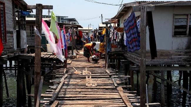 Pemerintah Papua Nugini rela menggelontorkan dana hingga US$50 juta untuk penyelenggaraan KTT APEC 2018. (REUTERS/David Gray)
