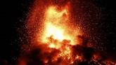 Pada Juni lalu, letusan Gunung Fuego merenggut nyawa hingga 190 orang. (REUTERS/Luis Echeverria TPX IMAGES OF THE DAY)