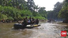 LSM Sebut 4.989 Rumah di Bogor Buang Tinja ke Ciliwung