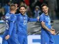 Italia dan Prancis Raih Kemenangan dalam Laga Uji Tanding