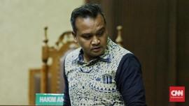 Keponakan Setya Novanto Divonis 10 Tahun Penjara