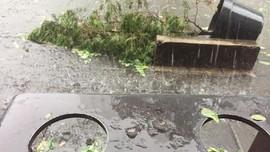 BMKG Jelaskan Terjadinya Hujan Es di Kawasan Jakarta
