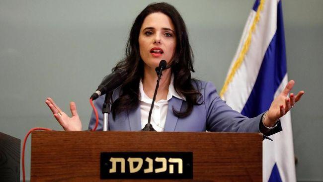 Menteri Israel Sebut Tak Mungkin Damai dengan Palestina