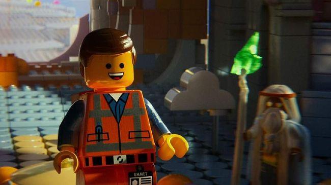 Esok Bebas 'Streaming' Tonton 'The Lego Movie' di YouTube