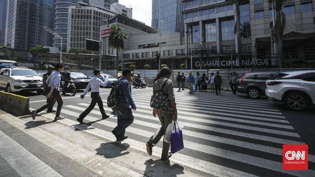 Fitch Pangkas Proyeksi Pertumbuhan Ekonomi RI Tahun Depan